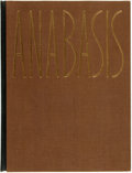 Books:Literature Pre-1900, [Limited Editions Club]. A. Tassos, illustrator. SIGNED. Henry G.Dakyns, translator. The Anabasis of Xenophon. Athe...