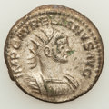 Ancients: Aurelian (AD 270-275) - Tacitus (AD 275-276). Lot of eight (8) Æ antoniniani.... (Total: 8 coins)