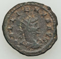 Ancients: Gallienus (AD 253-268). Lot of ten (10) Æ antoniniani.... (Total: 10 coins)