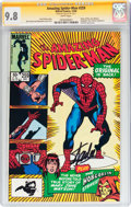 Modern Age (1980-Present):Superhero, The Amazing Spider-Man #259 Signature Series (Marvel, 1984) CGCNM/MT 9.8 White pages....