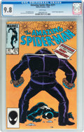Modern Age (1980-Present):Superhero, The Amazing Spider-Man #271 (Marvel, 1985) CGC NM/MT 9.8 Whitepages....