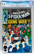 Modern Age (1980-Present):Superhero, The Amazing Spider-Man #284 (Marvel, 1987) CGC NM/MT 9.8 Whitepages....