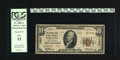 National Bank Notes:West Virginia, Wheeling, WV - $10 1929 Ty. 2 The NB of West Virginia Ch. # 1424.This is one of only six Type Twos for this bank in the...