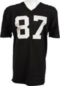 Football Collectibles:Uniforms, 1977-80 Dave Casper Game Worn Oakland Raiders Jersey, MEARS A10....