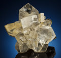 Minerals:Cabinet Specimens, GYPSUM. Red River Floodway, Winnipeg, Manitoba, Canada. ...