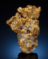GOLD NUGGET Alaska