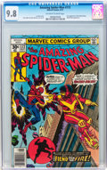 Bronze Age (1970-1979):Superhero, The Amazing Spider-Man #172 (Marvel, 1977) CGC NM/MT 9.8 Off-white to white pages....