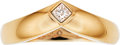 Estate Jewelry:Rings, Cartier Diamond, Pink Gold Ring. ...