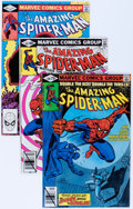 Modern Age (1980-Present):Superhero, The Amazing Spider-Man Group (Marvel, 1980-84) Condition: AverageNM-.... (Total: 51 Comic Books)