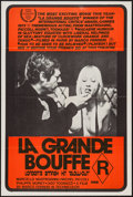 """Movie Posters:Foreign, La Grande Bouffe (BEF, 1973). Australian One Sheet (27"""" X 40""""). Foreign.. ..."""