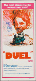 "Movie Posters:Action, Duel (Cinema International Corp., 1972). Australian Daybill (13.25"" X 29.75""). Action.. ..."