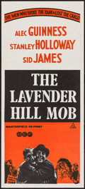 """Movie Posters:Comedy, The Lavender Hill Mob (BEF, R-1970s). Australian Daybill (13"""" X 30""""). Comedy.. ..."""