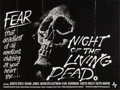 """Movie Posters:Horror, Night of the Living Dead (Monarch, 1968). British Quad (29.75"""" X39.75""""). Horror.. ..."""