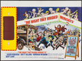 """Movie Posters:Comedy, The Night They Raided Minsky's (United Artists, 1969). British Quad (30"""" X 40""""). Comedy.. ..."""
