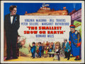 "Movie Posters:Comedy, The Smallest Show on Earth (British Lion, 1957). British Quad(29.5"" X 39.75""). Comedy.. ..."