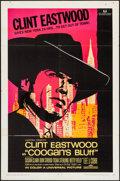 "Movie Posters:Crime, Coogan's Bluff (Universal, 1968). One Sheet (27"" X 41""). Crime.. ..."