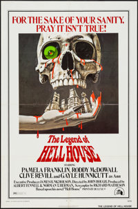 """The Legend of Hell House & Others Lot (20th Century Fox, 1973). One Sheets (3) (27"""" X 41""""). Horror. ... (T..."""