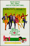 """Movie Posters:Rock and Roll, Mrs. Brown, You've Got a Lovely Daughter (MGM, 1968). One Sheet(27"""" X 41"""") Style B. Rock and Roll.. ..."""