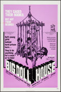 "Movie Posters:Bad Girl, The Big Doll House & Others Lot (New World, 1971). One Sheets(2) (27"" X 41"") & Special Poster (23"" X 35""). Bad Girl.. ...(Total: 3 Items)"