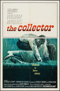 """Movie Posters:Thriller, The Collector & Other Lot (Columbia, 1965). One Sheets (2) (27""""X 41"""") Regular & Style B. Thriller.. ... (Total: 2 Items)"""