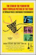 "Funny Girl & Other Lot (Columbia, 1968). One Sheets (2) (27"" X 41"") Academy Award Style & Regular. Mus..."