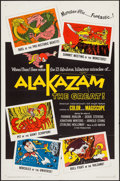 """Movie Posters:Animation, Alakazam the Great (American International, 1961). One Sheet (27"""" X 41"""") & Lobby Card Set of 8 (11"""" X 14""""). Animation.. ... (Total: 9 Items)"""