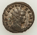 Ancients: Claudius II Gothicus (AD 268-270). Lot of sixteen (16) Æ antoniniani.... (Total: 16 coins)
