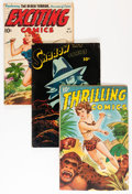 Golden Age (1938-1955):Adventure, Comic Books - Assorted Golden and Silver Age Adventure Comics Group (Various Publishers, 1940s-'60s) Condition: Average GD/VG.... (Total: 28 Comic Books)