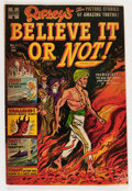 Golden Age (1938-1955):Non-Fiction, Ripley's Believe It or Not! #1 (Harvey, 1953) Condition: GD/VG....