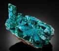 Minerals:Cabinet Specimens, SHATTUCKITE PSEUDOMORPH after AZURITE. Lupoto Mine, KolweziDistrict, Katanga Copper Crescent, Katanga (Shaba), Democratic...(Total: 2 Items)