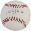 Olympic Collectibles:Autographs, Jackie Joyner Kersee Single Signed Baseball....