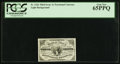 "Fractional Currency:Third Issue, Fr. 1226 3¢ ""No Pearls"" Third Issue PCGS Gem New 65PPQ.. ..."