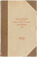 Books:Art & Architecture, [Augustus] Pugin and A.W. [Welby], architects. Examples of Gothic Architecture Selected from Various Ancient Edifices in...