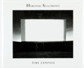 Books:Photography, [Photography]. Hiroshi Sugimoto. Time Exposed. London: Thames and Hudson, [1995]. First edition. With 73 duotone pho...
