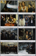 """Movie Posters:Action, Big Trouble In Little China (20th Century Fox, 1986). Lobby CardSet of 8 (11"""" X 14""""). Action. Directed by John Carpenter. S...(Total: 8 Items)"""