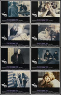 """Movie Posters:Horror, The Exorcist (Warner Brothers, 1973). Lobby Card Set of 8 (11"""" X 14""""). Horror. Directed by William Friedkin. Starring Linda ... (Total: 8 Items)"""