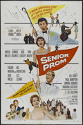 "Movie Posters:Musical, Senior Prom (Columbia, 1958). One Sheet (27"" X 41""). Musical. Directed by David Lowell Rich. Starring Jill Corey, Paul Hampt..."