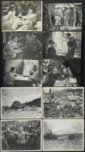 "Movie Posters:Adventure, Stanley and Livingstone (20th Century Fox, 1939). Stills (10) (9.5""X 13"" and 11"" X 14""). Adventure Drama. Directed by Henry... (Total:10 Items)"
