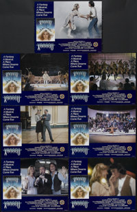 "Xanadu (Universal, 1980). Lobby Cards (7) (11"" X 14""). Musical Fantasy. Directed by Robert Greenwald. Starring..."