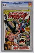 Bronze Age (1970-1979):Superhero, The Amazing Spider-Man #103 (Marvel, 1971) CGC NM 9.4 White pages. Ka-Zar and Kraven appearances. Gil Kane cover and art. Fr...