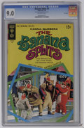 Bronze Age (1970-1979):Humor, Banana Splits #3 File Copy (Gold Key, 1970) CGC VF/NM 9.0 Off-white pages. Photo cover. Overstreet 2006 VF/NM 9.0 value = $8...