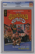 Bronze Age (1970-1979):Humor, Banana Splits #7 File Copy (Gold Key, 1971) CGC VF/NM 9.0 Off-white pages. Photo cover. Overstreet 2006 VF/NM 9.0 value = $8...