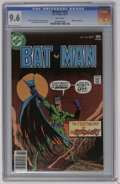 Bronze Age (1970-1979):Superhero, Batman #292 (DC, 1977) CGC NM+ 9.6 White pages. Riddler appearance. Jim Aparo cover. John Calnan and Tex Blaisdell art. High...