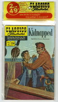Silver Age (1956-1969):Classics Illustrated, Classics Illustrated Unopened 2-Packs Group of 2 (Gilberton, 1971)Condition: Average VF/NM. Group consists of two unopened ...(Total: 4 Comic Books)