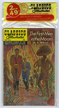 Silver Age (1956-1969):Classics Illustrated, Classics Illustrated Unopened 2-Packs Group of 3 (Gilberton,1969-71) Condition: Average VF/NM. Three unopened two-packs are...(Total: 6 Comic Books)