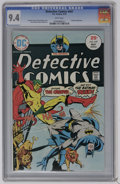 Bronze Age (1970-1979):Superhero, Detective Comics #447 (DC, 1975) CGC NM 9.4 White pages. Creeper appearance. Dick Giordano cover. Ernie Chan and Giordano ar...