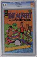 Bronze Age (1970-1979):Cartoon Character, Fat Albert #15 File Copy (Gold Key, 1976) CGC NM+ 9.6 Off-white to white pages. This is the only CGC graded copy of this iss...