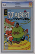 Bronze Age (1970-1979):Cartoon Character, Fat Albert #22 File Copy (Gold Key, 1977) CGC NM+ 9.6 White pages. Christmas cover. Overstreet 2006 NM- 9.2 value = $18. CGC...