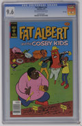 Bronze Age (1970-1979):Cartoon Character, Fat Albert #24 File Copy (Gold Key, 1978) CGC NM+ 9.6 Off-white to white pages. Overstreet 2006 NM- 9.2 value = $18. CGC cen...