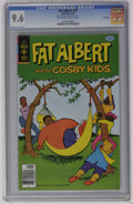 Bronze Age (1970-1979):Cartoon Character, Fat Albert #25 File Copy (Gold Key, 1978) CGC NM+ 9.6 Off-white to white pages. Overstreet 2006 NM- 9.2 value = $18. CGC cen...